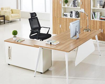 经理办公桌JLZ-002