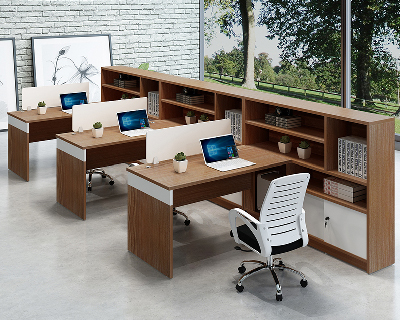 财务职员办公桌