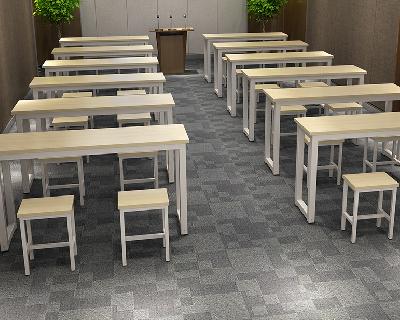 重庆培训桌椅定制