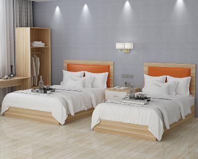重庆酒店公寓床