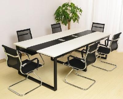 钢架会议桌